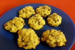 Paleo-Friendly Macadamia Nut Coconut Chocolate Chip Cookies