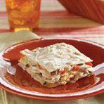 Campbell's Vegetable Lasagna