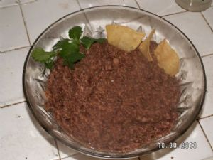 Crockpot (not) Refried Beans