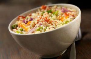 Dairy-Free 'Cheesy' Quinoa