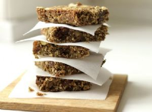 Hemp Protein Bars (from My New Roots)