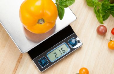 The Skinny on Using a Food Scale to Lose Weight | SparkPeople