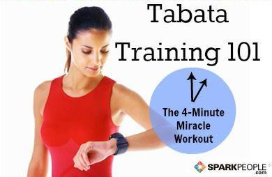 Tabata Training 101 | SparkPeople