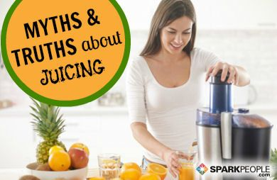 The Truth About Juicing and Your Health | SparkPeople