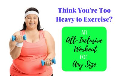 The Perfect Exercise Plan If You Re Morbidly Obese Sparkpeople