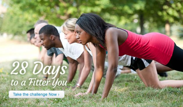 28 Days to a Fitter You