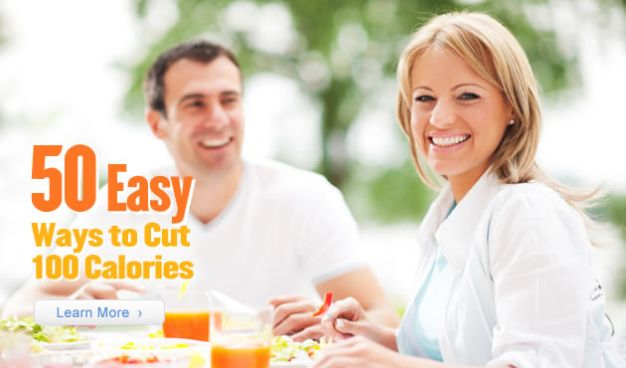 50 Easy Ways to Cut 100 Calories