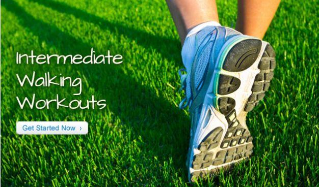 Intermediate Walking Workouts
