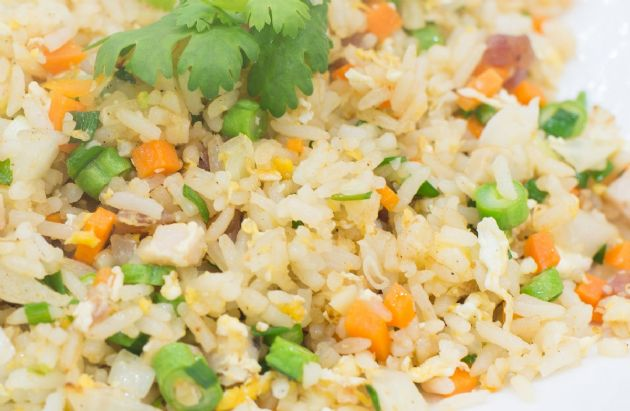 10-Minute Fried Rice