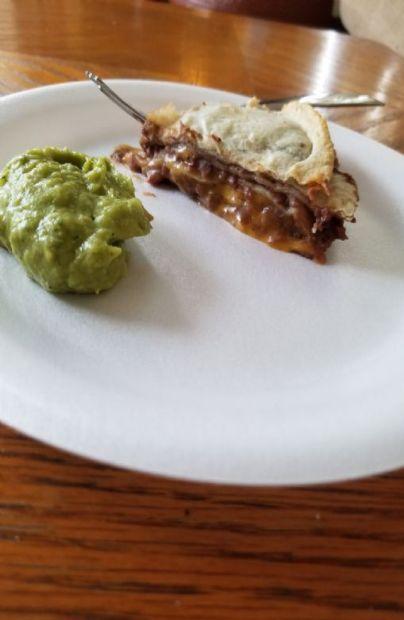 Vegan Burrito Quesadilla Pie