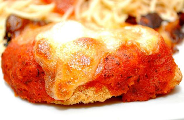 20-Minute Chicken Parmesan RECIPE