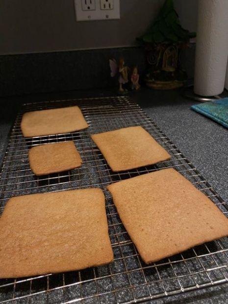 Zingermans graham crackers