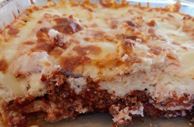 Bridget May's Lasagna