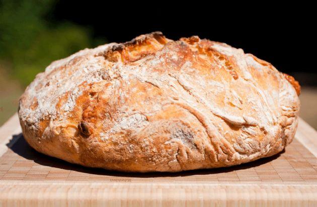 3 Ingredient Beer Bread