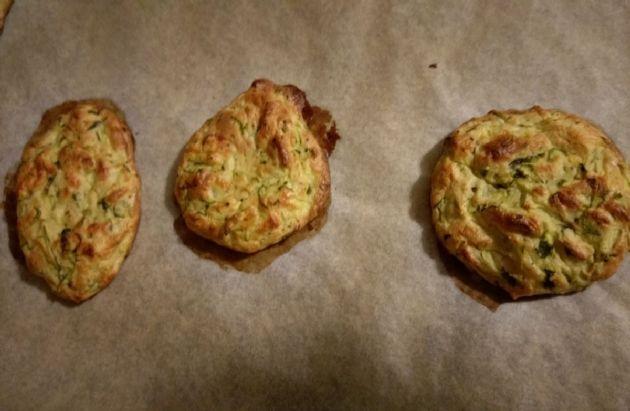 Zucchini Cakes