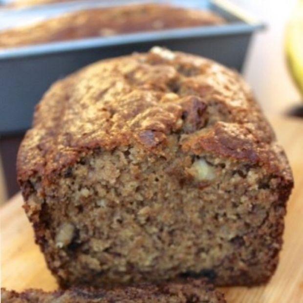 Whole Wheat Banana Walnut Bread
