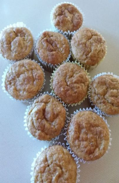 Box cake  Banana  Muffins