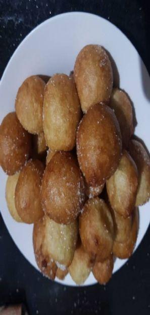 Nigeria puff puff