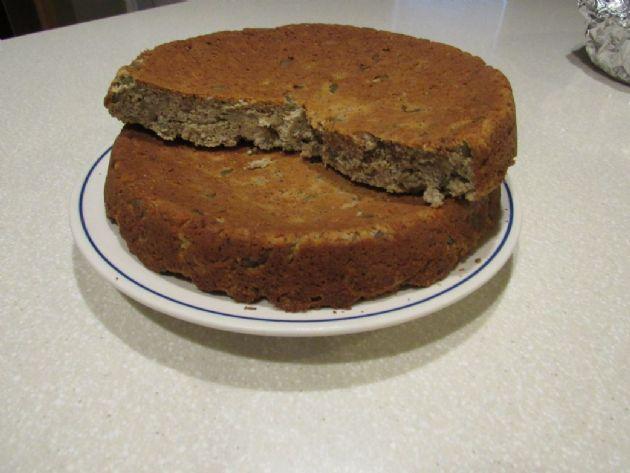 Almond Bread by Preston Jackson of Indian Springs Alabama