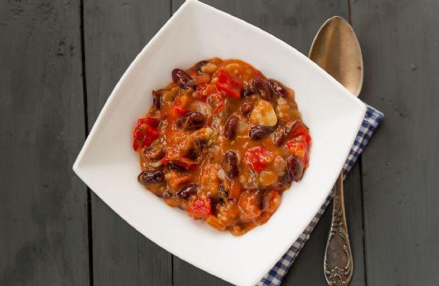 Alyson's Vegetarian Chili