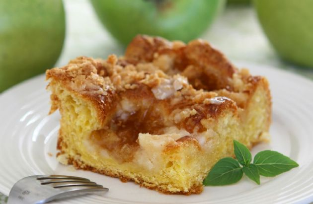 Apple Coffee Cake RECIPE
