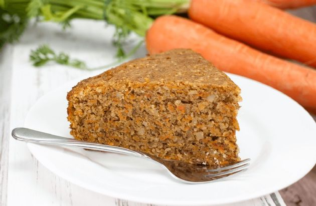 Applesauce Carrot Cake