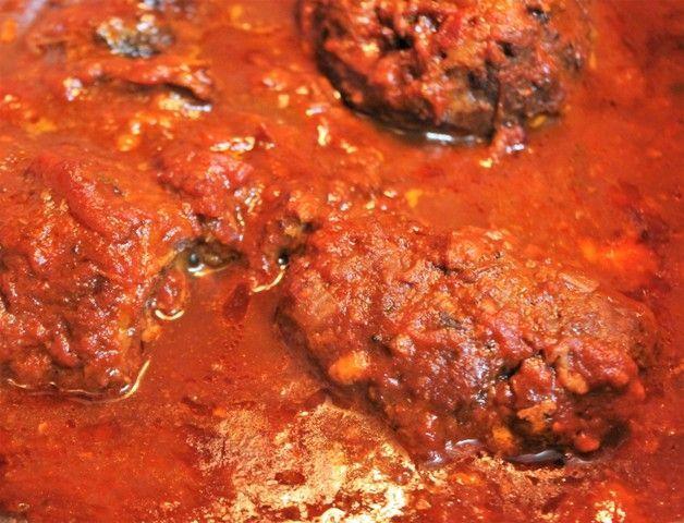 Beef - Braciole or Rouladen
