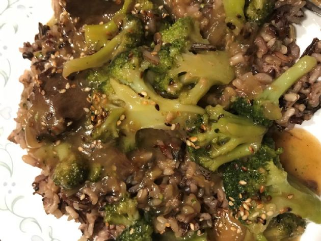 Beef and Broccoli, Pressure Cooker
