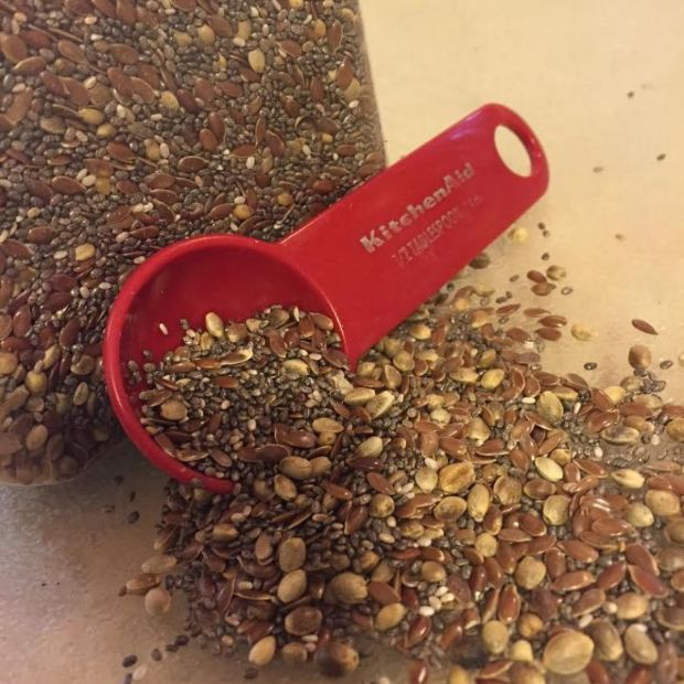 Beth's Seed Topping