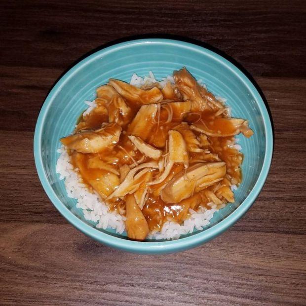 Bourbon Street Crack Chicken (slow cooker)