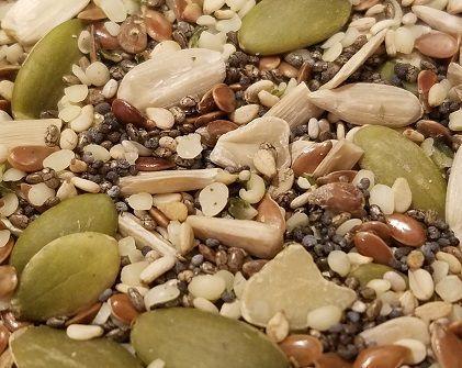 Breakfast Seed Blend