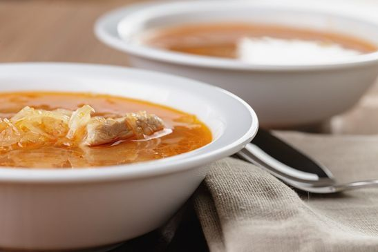 Cabbage Turkey Soup by Dr. Oz