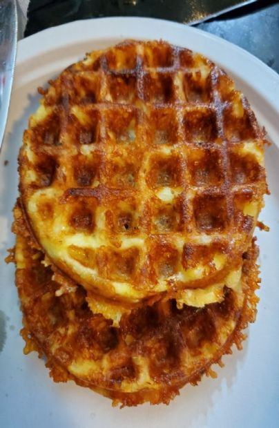 Cheese Chaffles