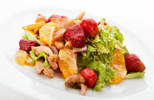 Chicken Citrus Salad RECIPE