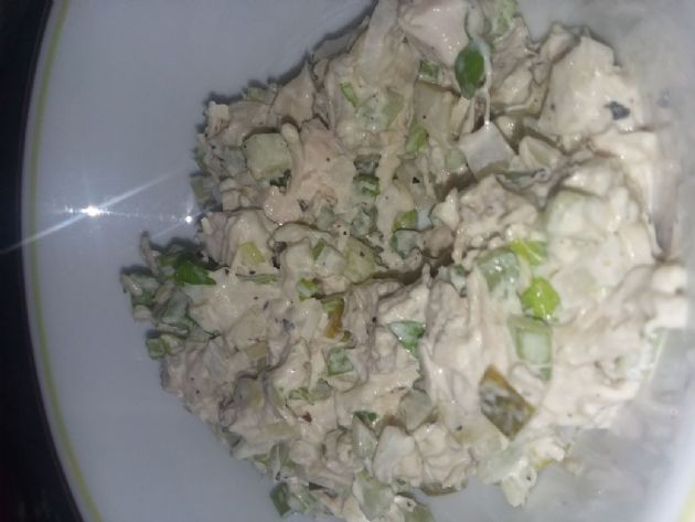 Chicken Salad 2 oz of chicken per serving