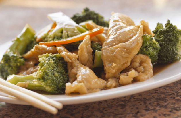 Chicken Stir Fry with Soy Sauce