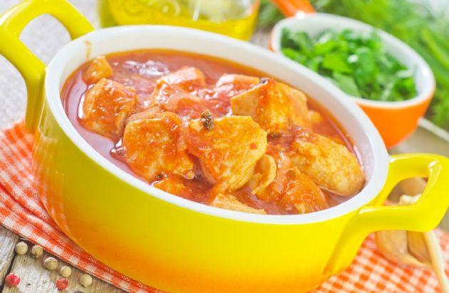 Chicken Tikka Masala (Maya's Makeover)