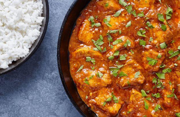 Chicken Tikka Masala Recipe Sparkrecipes