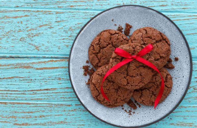 Chocolate Emergency Cookies