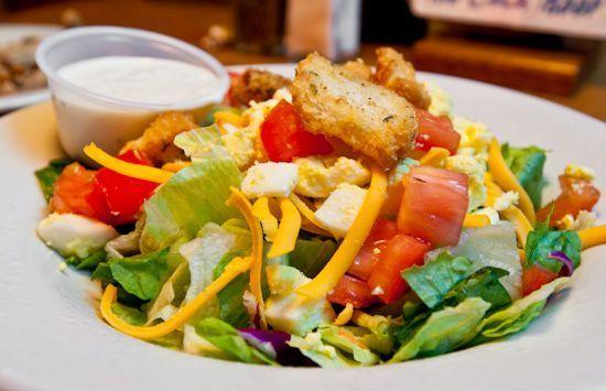 300 Calorie Lunch - Cobb Salad