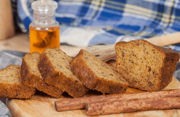 Coconut Flour Primal Banana Bread