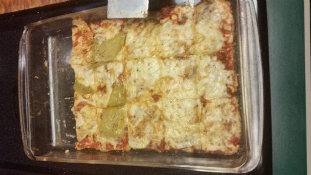 Cream Cheese Pizza