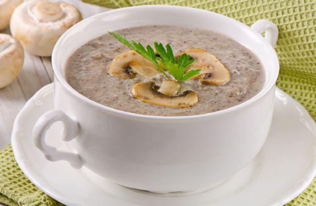 Cream of Mushroom Soup Swap