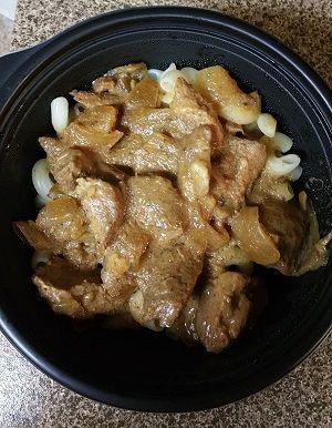 Crock Pot Mustard Pork