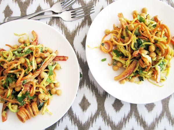 Curried Chickpea & Veggie