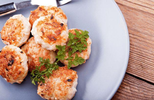 Easy Turkey & Chicken Meatballs or Meatloaf