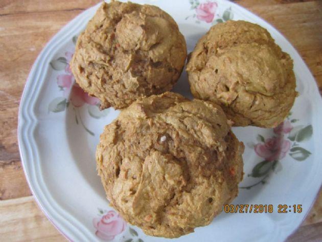 Easiest Pumpkin Spice Muffins