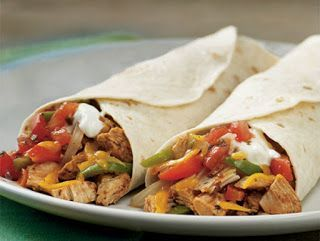 Easy Flavorful Baked Chicken Fajitas
