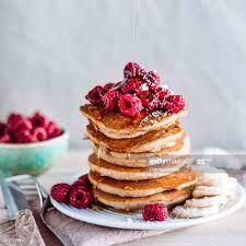 Pancakes: Easy, vegan, protein-packed!