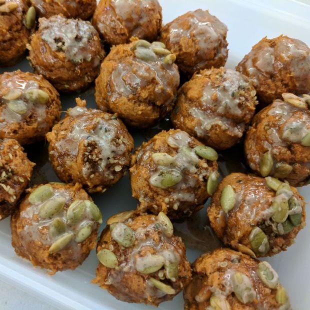Easy Vegan Pumpkin Spice Muffins